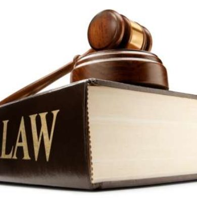 gavel+book