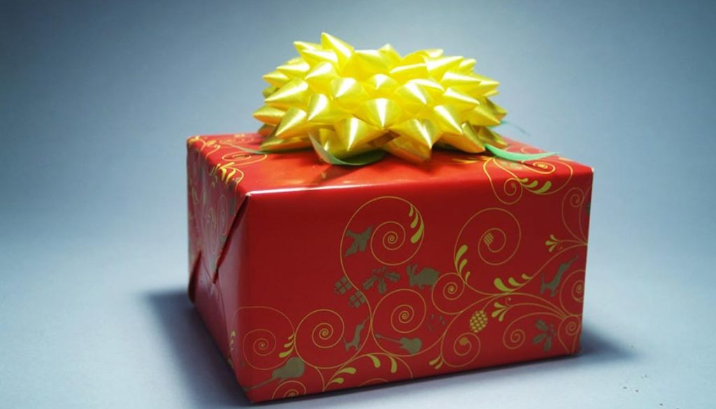 what constitutes a gift in law